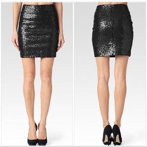 PAIGE mini skirt